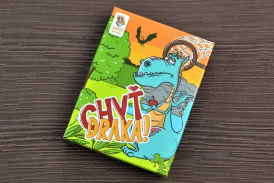 Chyť draka! je nová karetní hra od Loris Games
