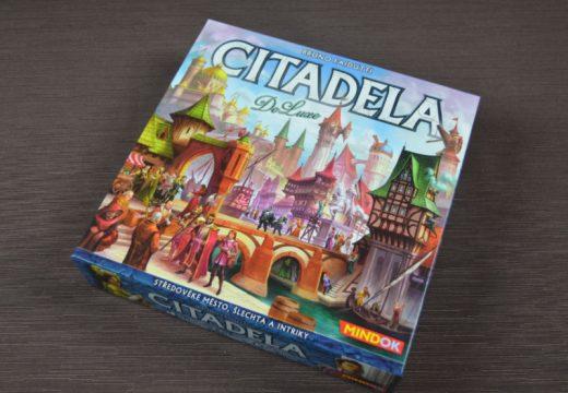 Ve hře Citadela zvítězí ten, kdo přelstí soupeře a vybuduje město