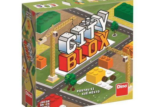 Dino má skladem dětskou hru City Blox