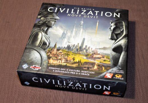 Civilizace: Nový úsvit je zdařilá strategická hra