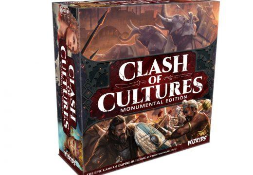 Civilizační hra Clash of Cultures vyjde v češtině v monumentální edici