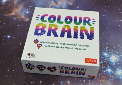 Ve znalostní hře Colourbrain odpovídáte pomocí barevných karet