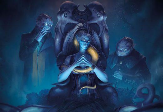 REXhy vydají hru Conspiracy: Abyss Universe
