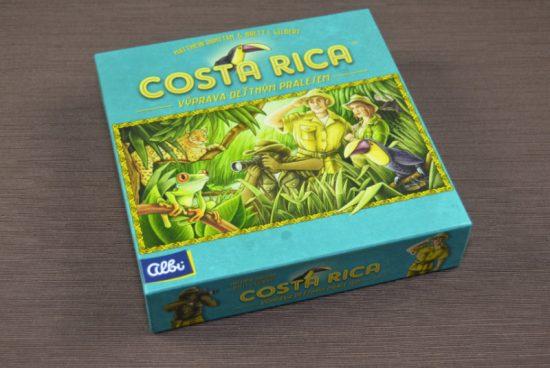Vypravte se s hrou Costa Rica do deštného pralesa