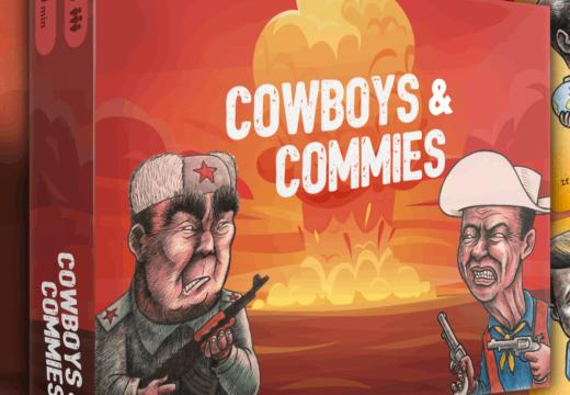 Zažít studenou válku s vtipem můžete ve hře Cowboys and Commies