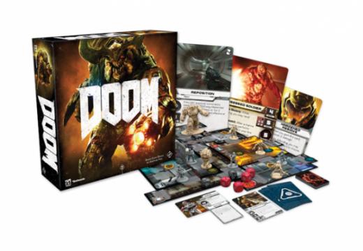 Novou edici hry Doom připraví Blackfire v češtině