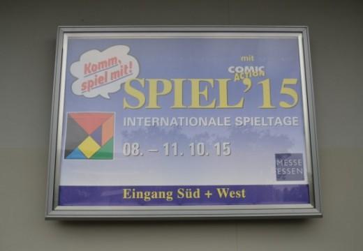 Veletrh SPIEL otevřel v Essenu své brány