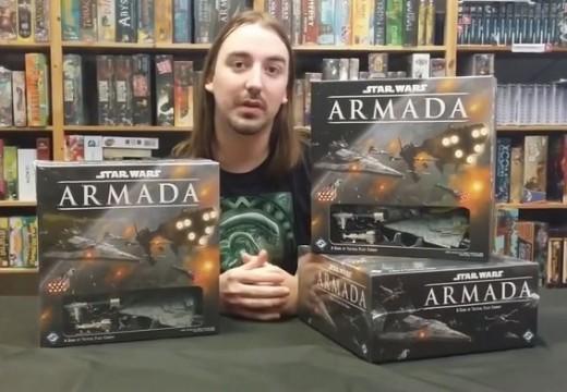 Deskofobie představila Star Wars: Armada