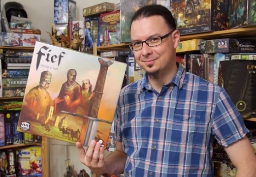 Deskofobie recenzuje hru Fief: France 1429