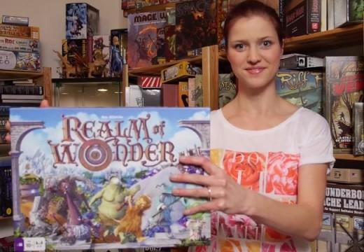 Deskofobie recenzuje Realm of Wonder