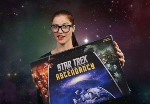 Deskofobie recenzuje hru Star Trek: Ascendancy