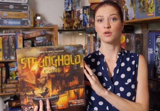 Deskofobie recenzuje hru Stronghold