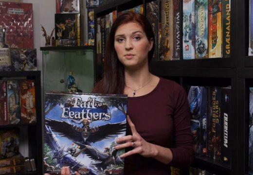 Deskofobie recenzuje hru Tail Feathers
