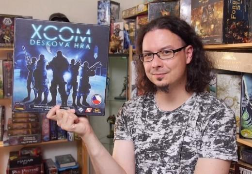 Deskofobie recenzuje XCOM: Deskovou hru