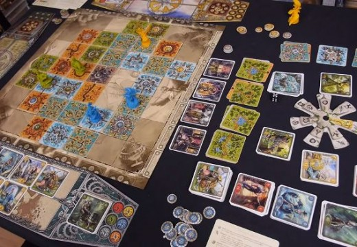Deskofobie představuje hru Battalia: The Creation