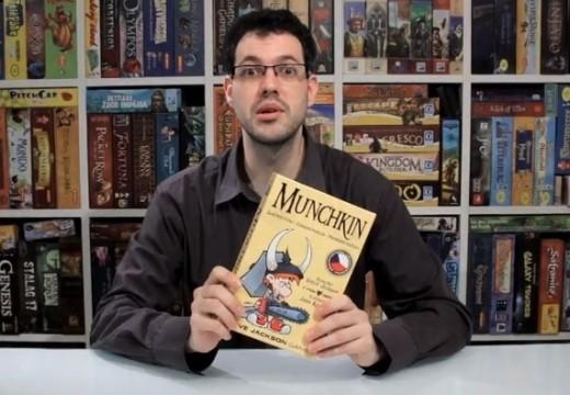 Deskoherna představuje karetní hru Munchkin