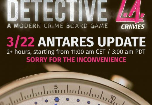 L.A. Crimes obohatí hru Detektiv i v češtině