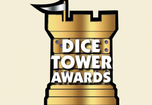 Jaké jsou nominace na ceny Dice Tower 2017