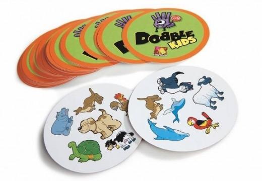 Dobble Kids je dětská varianta známé hry