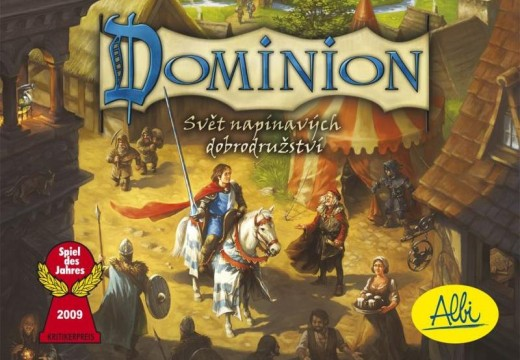 Nová pravidla Dominionu