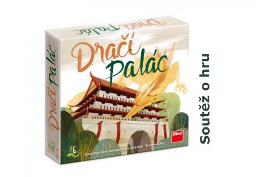 Soutěž o hru Dračí palác