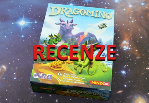 Recenze: Dragomino – hra pro děti i pro rodinu