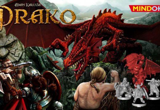MindOK bude mít obě varianty hry Drako
