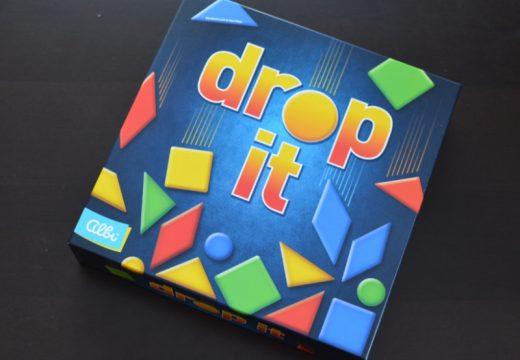 Drop it je 3D dovednostní hra pro celou rodinu