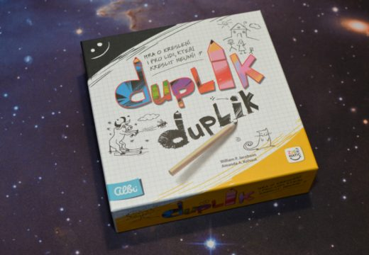 Duplik je kreslící párty hra s vtipnými obrázky