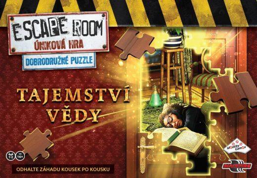 Escape Room: Puzzle Adventures bude také v češtině