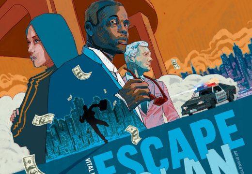 V dubnu se můžete dát na útěk ve hře Escape Plan