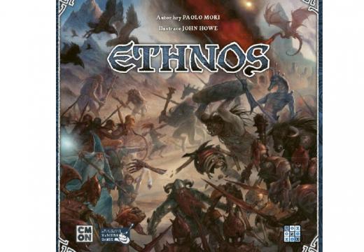 Soutěž o hru Ethnos