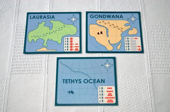 Evoluce-Kontinenty-karty-kontinentu