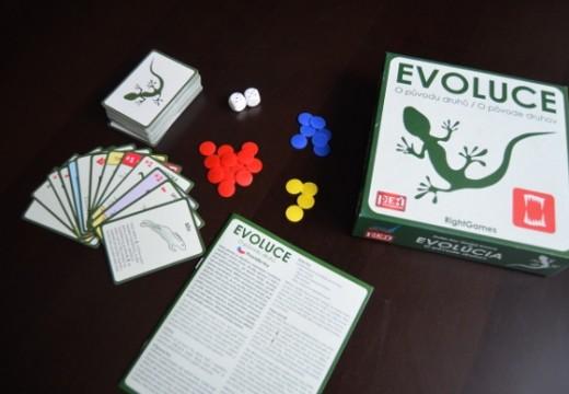 Recenze: Evoluce – o původu druhů
