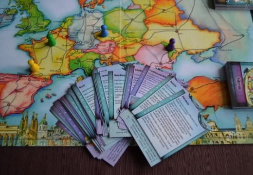 Evropa hrou prověří vaše znalosti zeměpisu