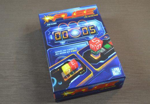 FUSE je kooperativní hra o rychlosti a strategii