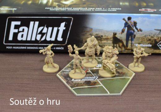 Soutěž o deskovou hru Fallout