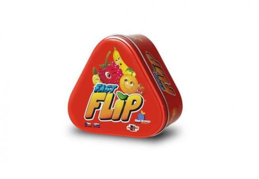 Fast Flip je ovocná postřehovka