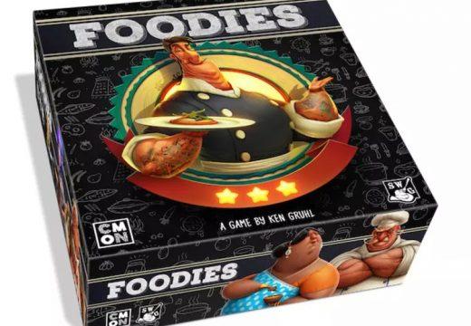 Hra Foodies bude nejen pro milovníky jídla