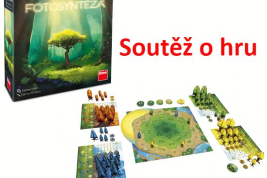 Soutěž o hru Fotosyntéza