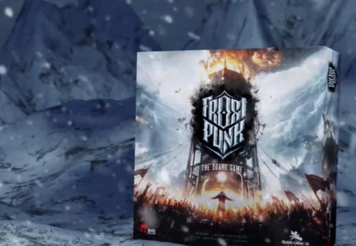 Frostpunk bude na Kickstarteru i v češtině