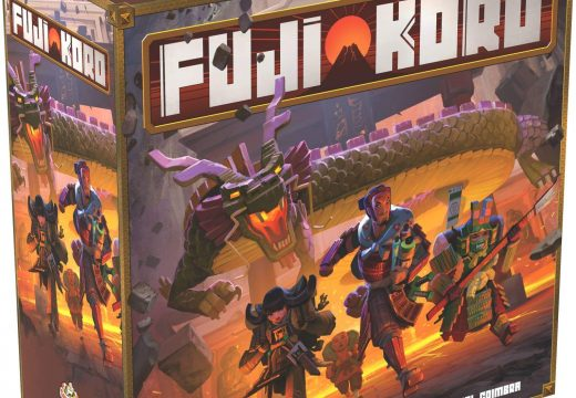 Tlama Games u nás vydá dobrodružnou hru Fuji Koro