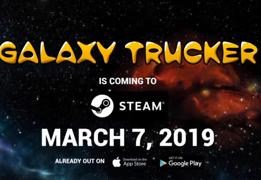Galaxy Truckera si zahrajete i na svém PC
