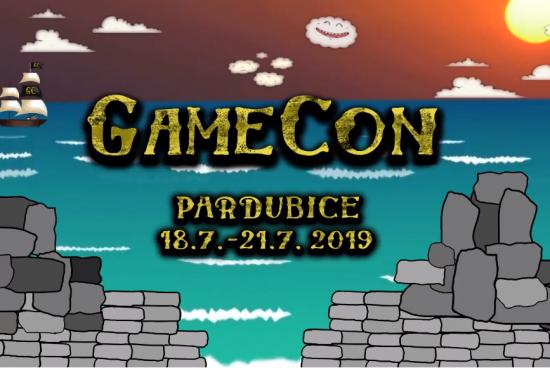 Pozvánka: GameCon 2019 začíná již 18. 7. v Pardubicích
