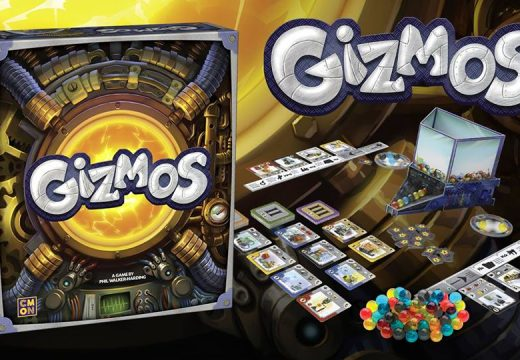 Novinka Gizmos je již k dispozici