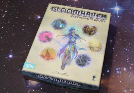 Zapomenuté kruhy rozvíjejí příběh hry Gloomhaven
