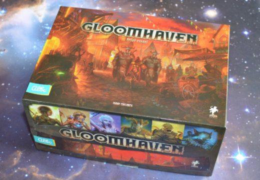 České vydání hry Gloomhaven přichází. Podívejte se, co přináší