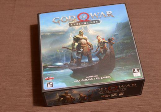 Svět God of War ožije na vašem stole