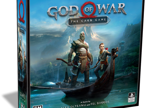 CMON oznámil karetní hru God of War, vyjde i v češtině