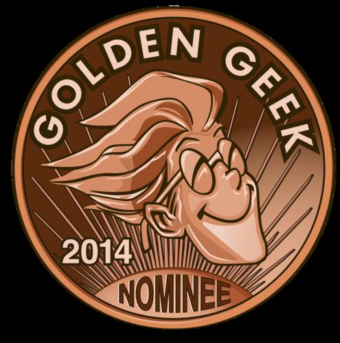 Jaké jsou nominace na cenu Golden Geek 2014